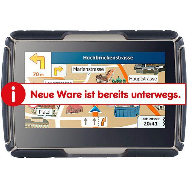 NavGear TourMate N4 Navigationssystem mit West-Europa 4,3 Zoll - Bild 1