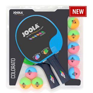 JOOLA Tischtennischläger-Set Colorato - Bild 1