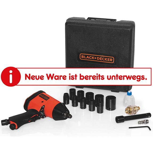 BLACK+DECKER Druckluft Schlagschrauber - Set - Bild 1