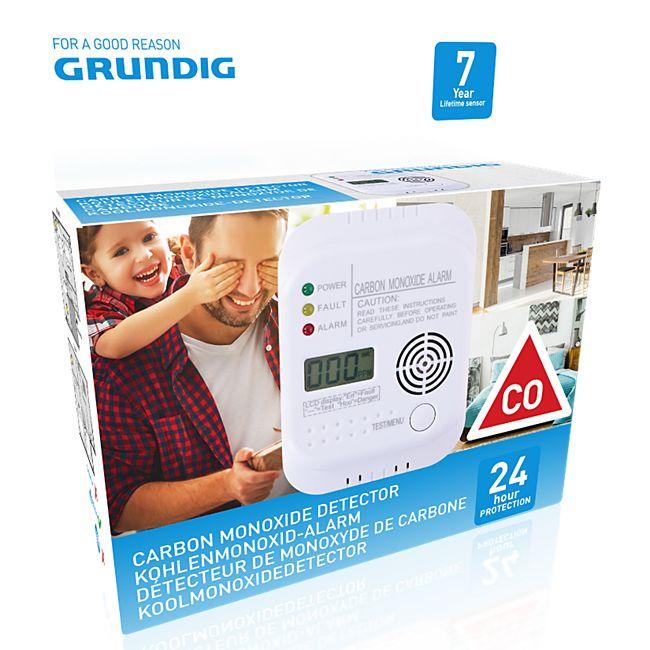 GRUNDIG Kohlenmonoxid Alarm - Bild 1