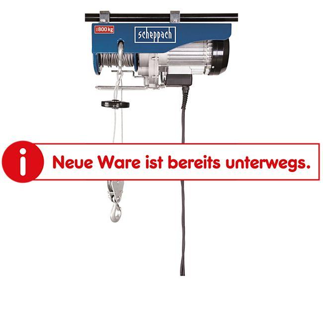 Scheppach HRS800 Elektrischer Seilzug - Bild 1