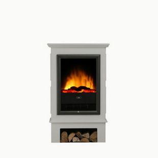 Albero Möbel Elektro-Scanfire-Ofen Topas - Bild 1