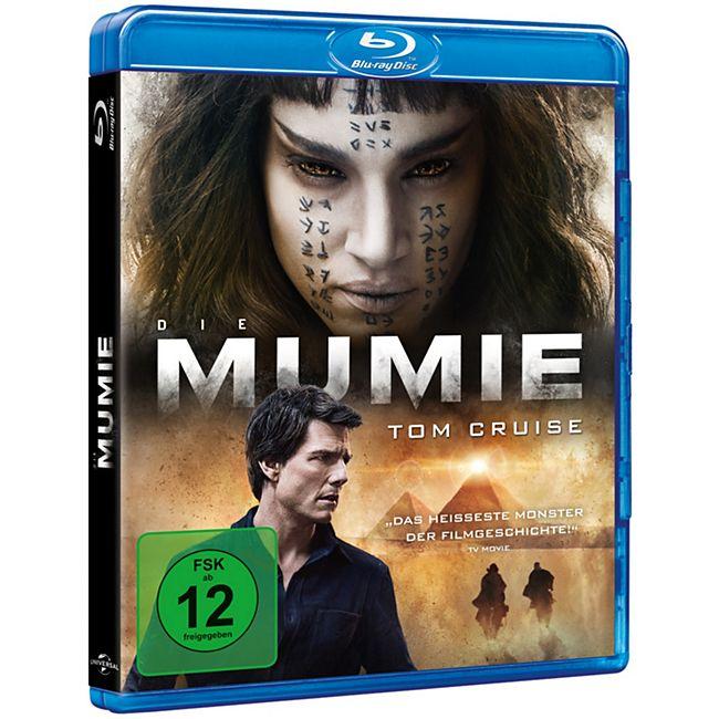 Action Blu-ray - Die Mumie 2017 - Bild 1