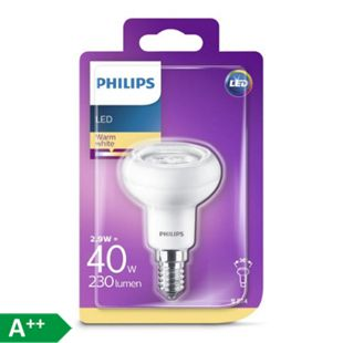 PHILIPS LED Leuchtmittel - Reflektor 40W R50 E14 - Bild 1
