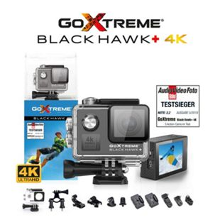 GoXtreme Black Hawk + 4 K ActionCam - Bild 1
