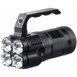 KryoLights LED Handstrahler TRC-4.4A Taschenlampe 2000 lm - Bild 1