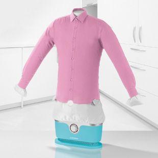 CLEANmaxx Bügler für Hemden & Hosen hellblau - Bild 1