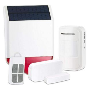 VisorTech XMD-4400.Easy Solar-Funk-Alarmanlage 5-tlg. - Bild 1
