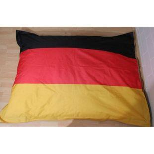 """KINZLER Riesen-Sitzsack """"Flagge"""", Deutschland - Bild 1"""