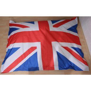 "KINZLER Riesen-Sitzsack ""Flagge"", England - Bild 1"