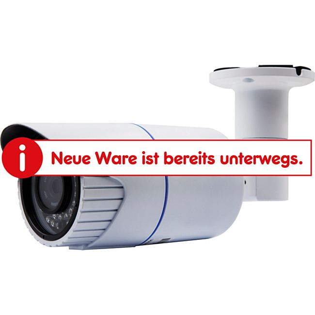 Jovision JVS N5FL-DD-PoE R2, 2.0MP In und Outdoor IP Bullet Kamera - Bild 1