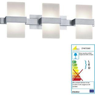 Trio Osram LED Wandleuchte RL180, Strahler Wandlampe, inkl. Leuchtmittel EEK A+ 13,5W - Bild 1