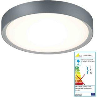 Trio LED Deckenleuchte RL176, Deckenlampe, inkl. Leuchtmittel EEK A+ 18W - Bild 1