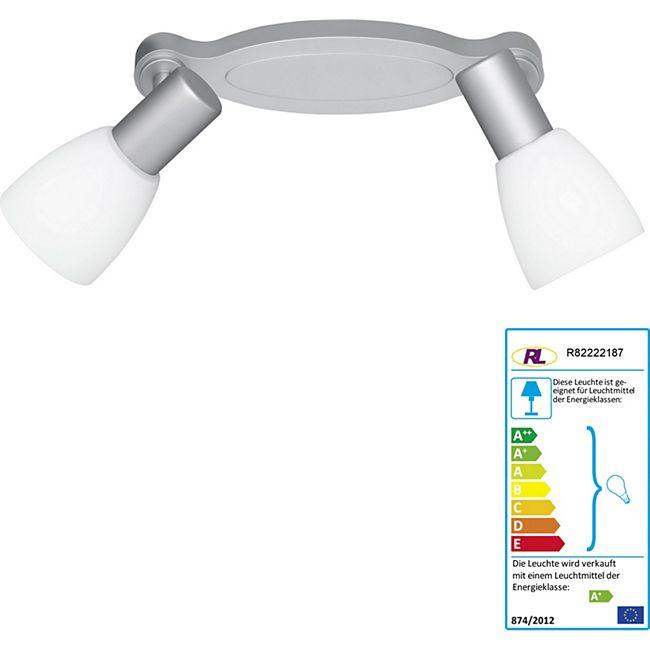Reality Trio LED Deckenleuchte RL152, Deckenlampe, inkl. Leuchtmittel EEK A+ ~ 2 flammig, 8W - Bild 1