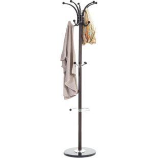 Garderobenständer Salzburg, Standgarderobe Kleiderständer 171x40x40cm - Bild 1