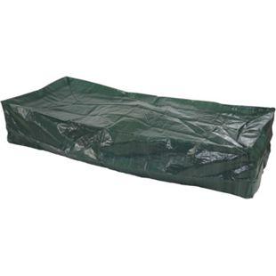 Abdeckhaube Schutzplane Hülle Regenschutz für Sonnenliegen, 200x85x40cm ~ PE - Bild 1