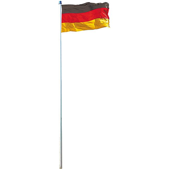 Fahnenmast inkl. Deutschlandfahne - Bild 1