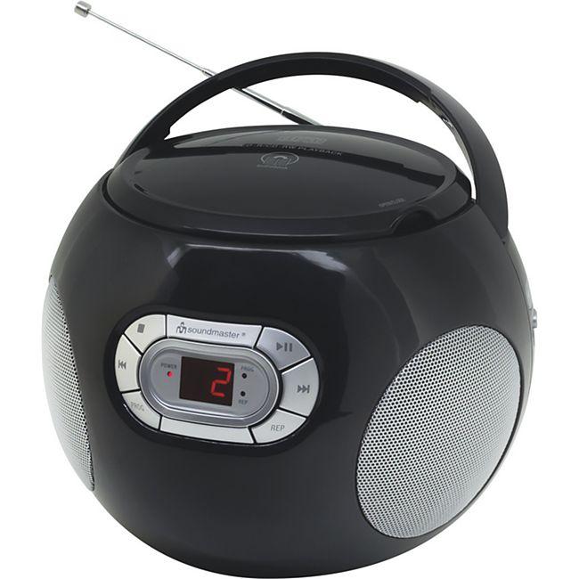 Soundmaster SCD2120SW UKW Radio CD Boombox - Bild 1