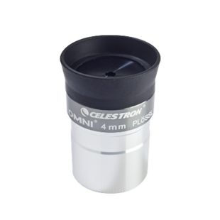"Celestron Omni Okular 1¼"" 4mm, 52° Gesichtsfeld - Bild 1"