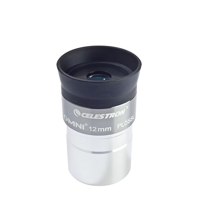 "Celestron Omni Okular 1¼"" 12,5mm, 52° Gesichtsfeld - Bild 1"