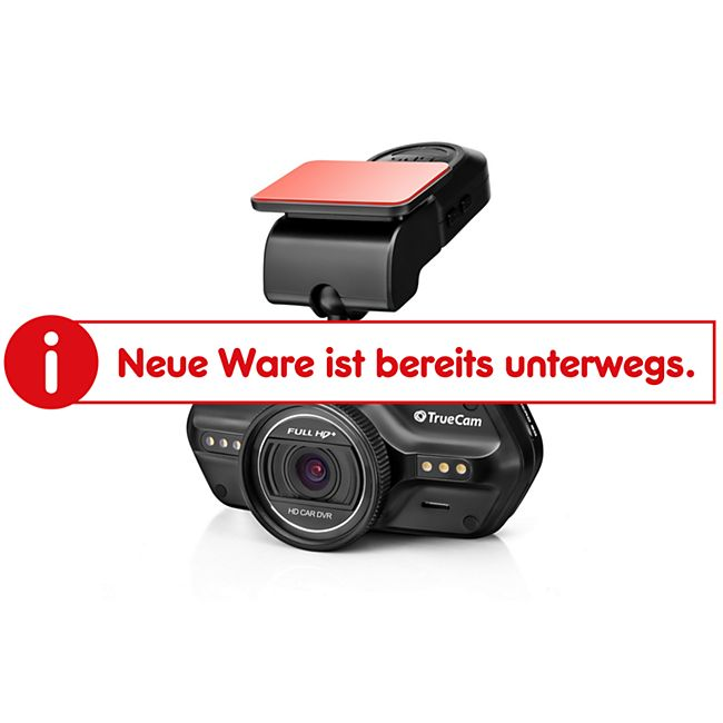 Truecam A7S Dashcam - Bild 1