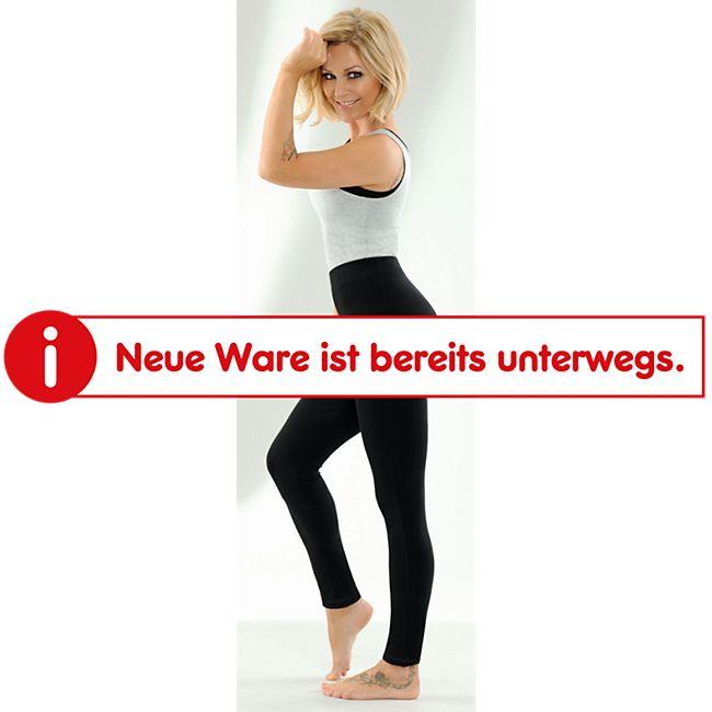 Damen Leggings - Schwarz, Gr. L - Bild 1