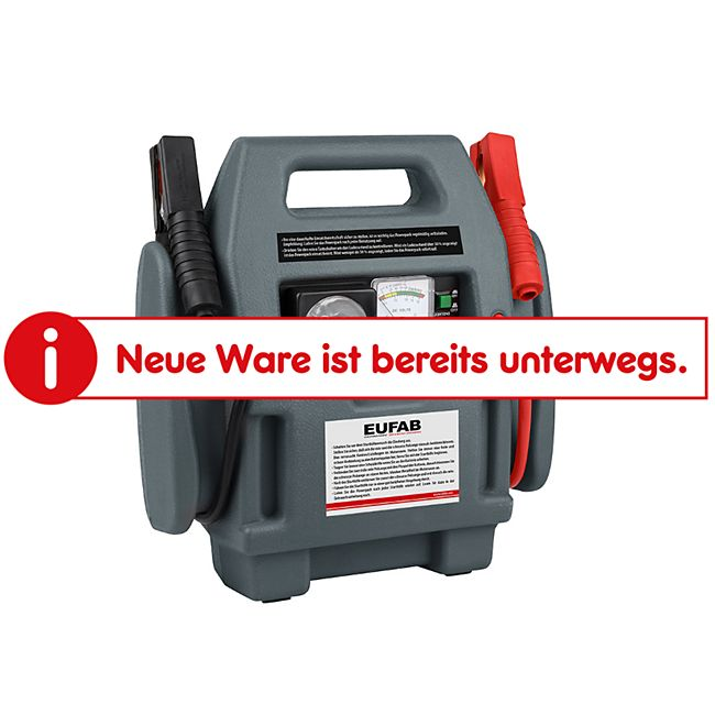 EUFAB Power Pack mit Kompressor 4in1 - Bild 1
