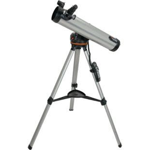 Celestron LCM 76mm Newton computerisiertes Refraktor Teleskop - Bild 1