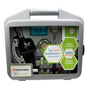 Celestron 28-teiliges Mikroskop Kit - Bild 1
