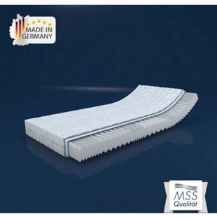 MSS Komfortschaum Wellness Matratze - H2 - 200x70 cm - Bild 1