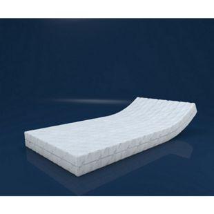 MSS Komfortschaum Wellness Matratze - H3 - 200x130 cm - Bild 1