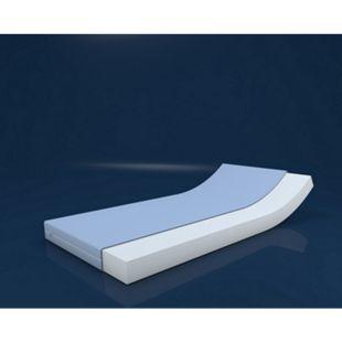 MSS Kindermatratze inkl. Trikotbezug blau 60x120cm - Bild 1
