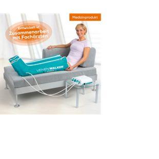 VITALmaxx Therapiegerät VenenWalker® weiß/türkis - Bild 1