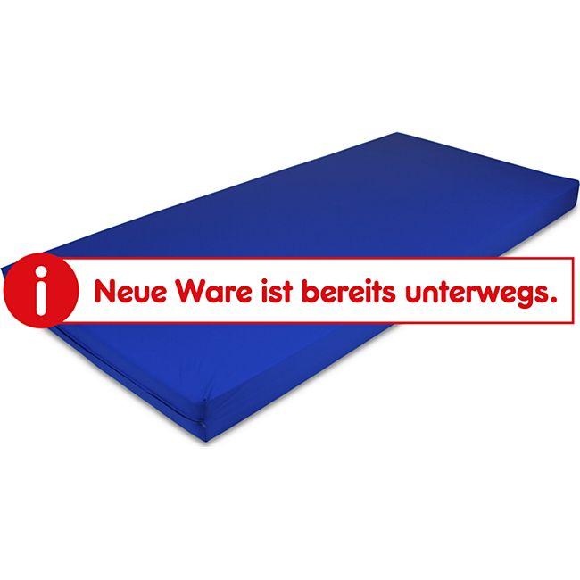MSS PU-Hygienebezug- Matratzenbezug - BLAU - 220g/m² - 90x200x12 cm - Bild 1