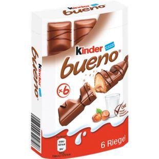 Ferrero Kinder Bueno 129 g - Bild 1