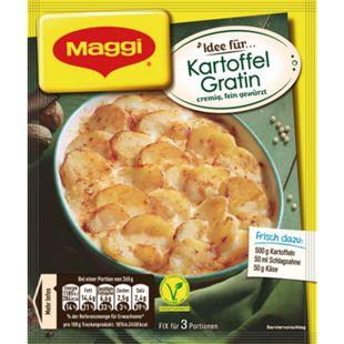 Maggi Fix Kartoffel Gratin 43 g - Bild 1
