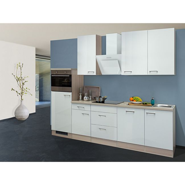 Flex-Well Küchenzeile 280 cm G-280-2315-059 Abaco - Bild 1