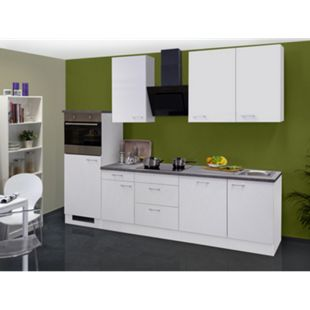 Flex-Well Küchenzeile 280 cm G-280-2315-017 Lucca - Bild 1