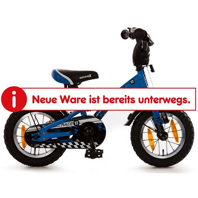 """Bachtenkirch Kinderfahrrad """"BRONX Race"""" blau, 12"""" - Bild 1"""