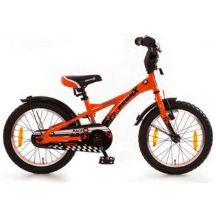 """Bachtenkirch Kinderfahrrad """"BRONX Race"""" orange, 16"""" - Bild 1"""