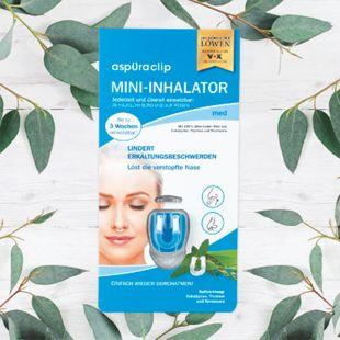 aspuraclip Mini-Inhalator med - Bild 1