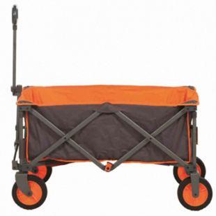 Portal Alf Bollerwagen - grau/orange - Bild 1