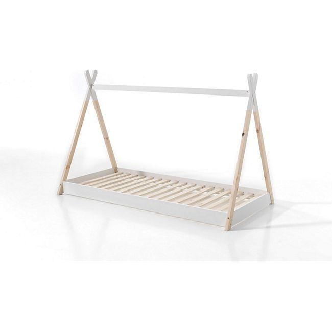 Vipack Tipi Zelt-Bett Tibe, 90 x 200 cm - Bild 1