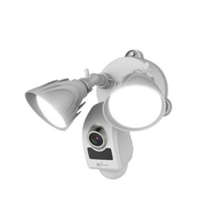 EZVIZ Floodlight LED Security Licht mit Wi-Fi Kamera, HD Sicherheitskamera mit Flutlicht, Gegensprechfunktion und Sirene (100 db) - Bild 1
