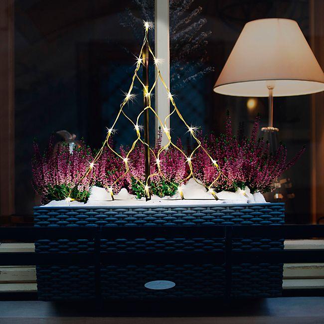 CHRISTmaxx LED-Lichterbaum - Bild 1