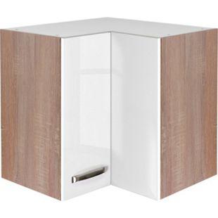 Flex-Well Eck-Hängeschrank Valero 60x60 cm - Bild 1