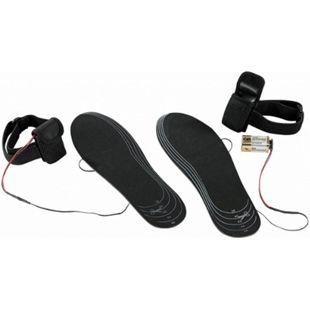 Infactory Paar beheizte Schuhsohlen Schuh Einlagen Gr. 38-46 Schuheinlagen - Bild 1