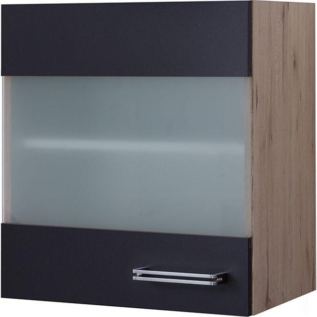 Flex-Well Glas-Hängeschrank Milano 50 cm - Bild 1