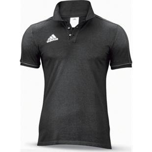 """adidas Polo """"Tiro""""- schwarz, Gr. XXL - Bild 1"""
