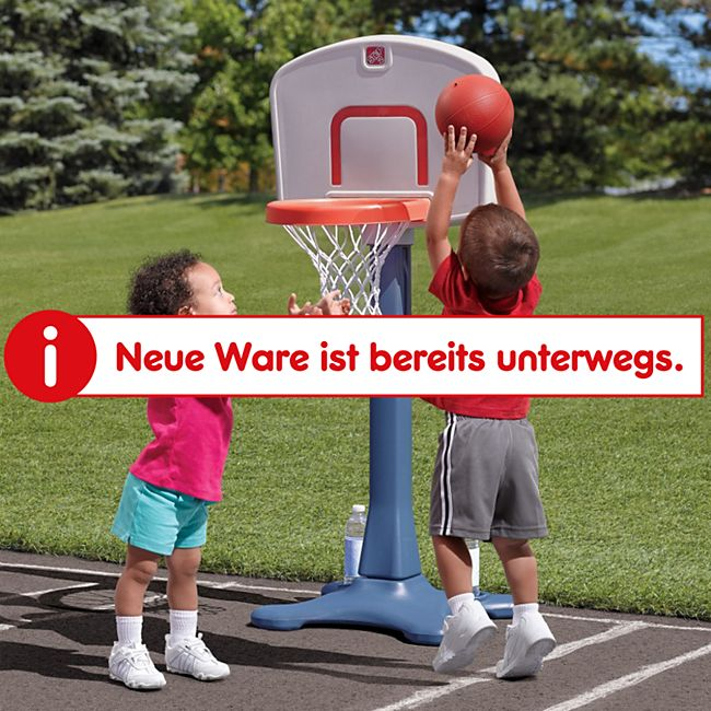 Step2 Shootin' Hoops Junior Basketball Set - Bild 1